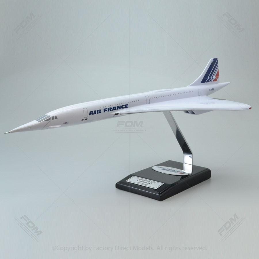 Aerospatiale-BAC Concorde SST Air France Model