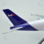 Airbus A380 Fedex Cargo Jet Scale Model Airplane