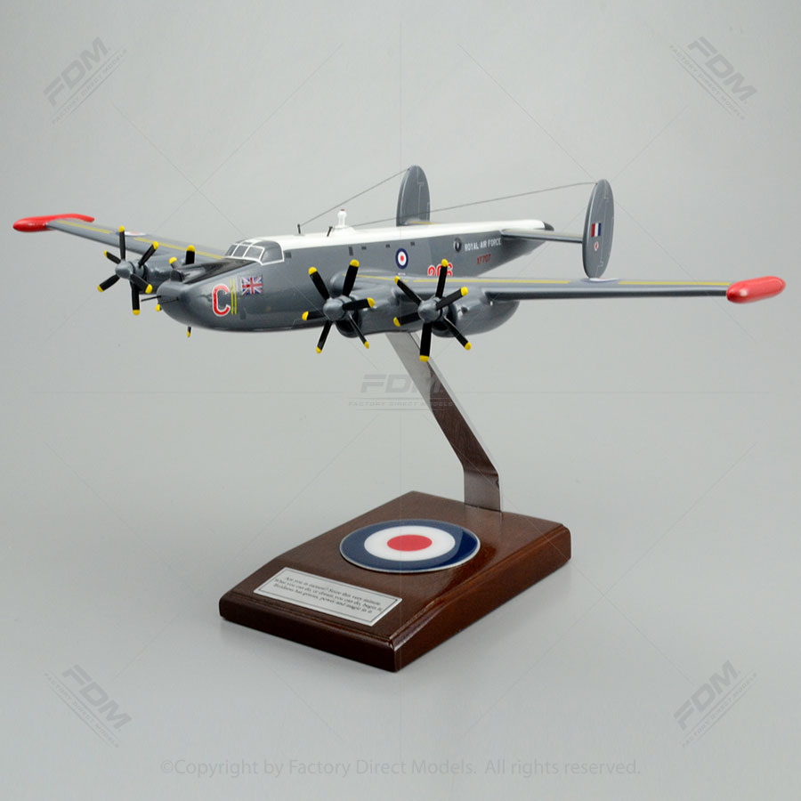 Avro Shackleton RAF Model