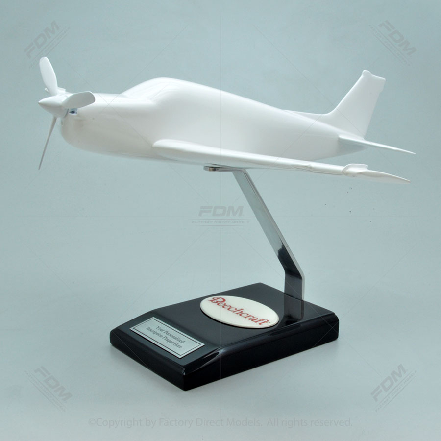 Your Custom Painted Beechcraft G36 Bonanza Scale Model