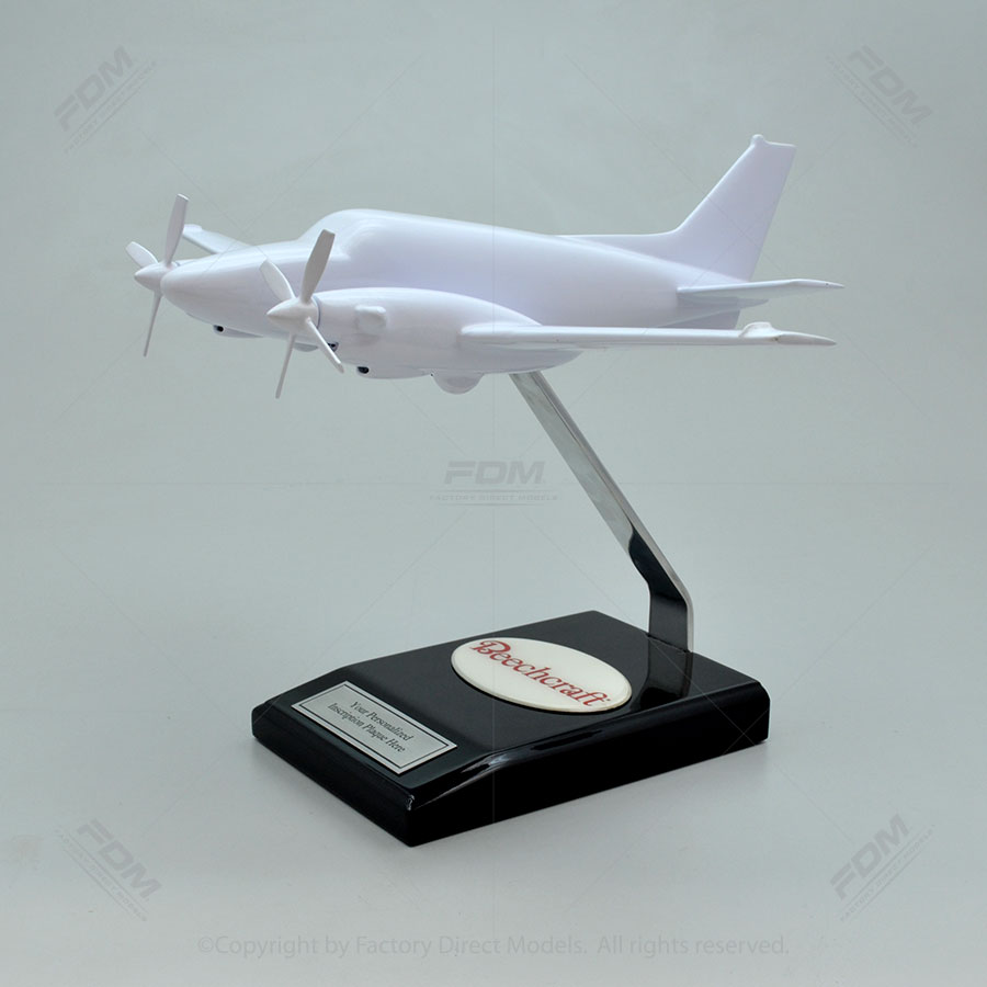 Your Custom Painted Beechcraft King Air E90 Model