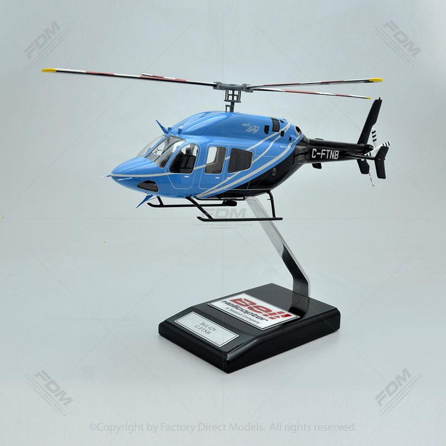 Bell 429 GlobalRanger Model with Detailed Interior
