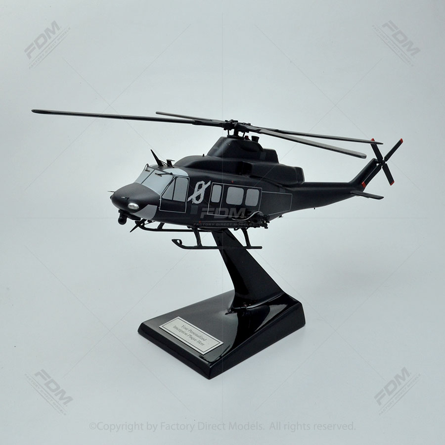 Bell UH-1Y Venom Marine Helicopter Model