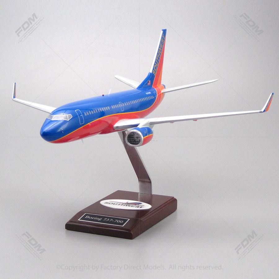 Boeing 737-700 Southwest Airlines Model