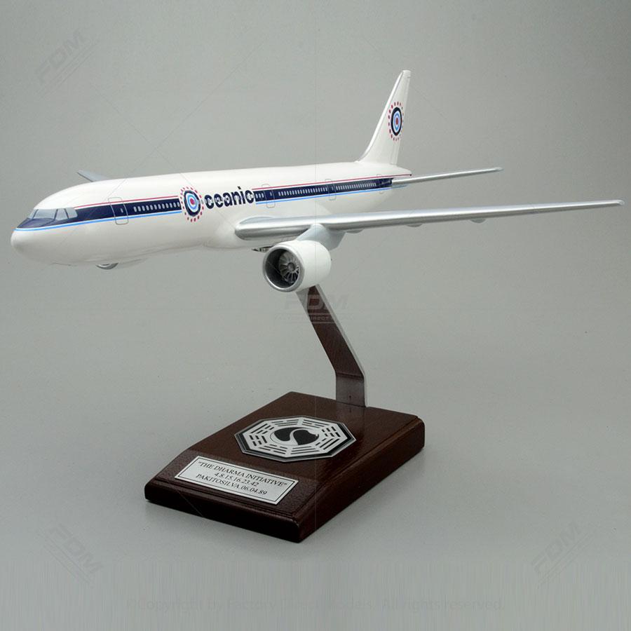 Boeing 777 Oceanic Model