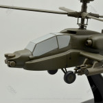 Boeing AH-64D Apache Longbow Scale Model Helicopter
