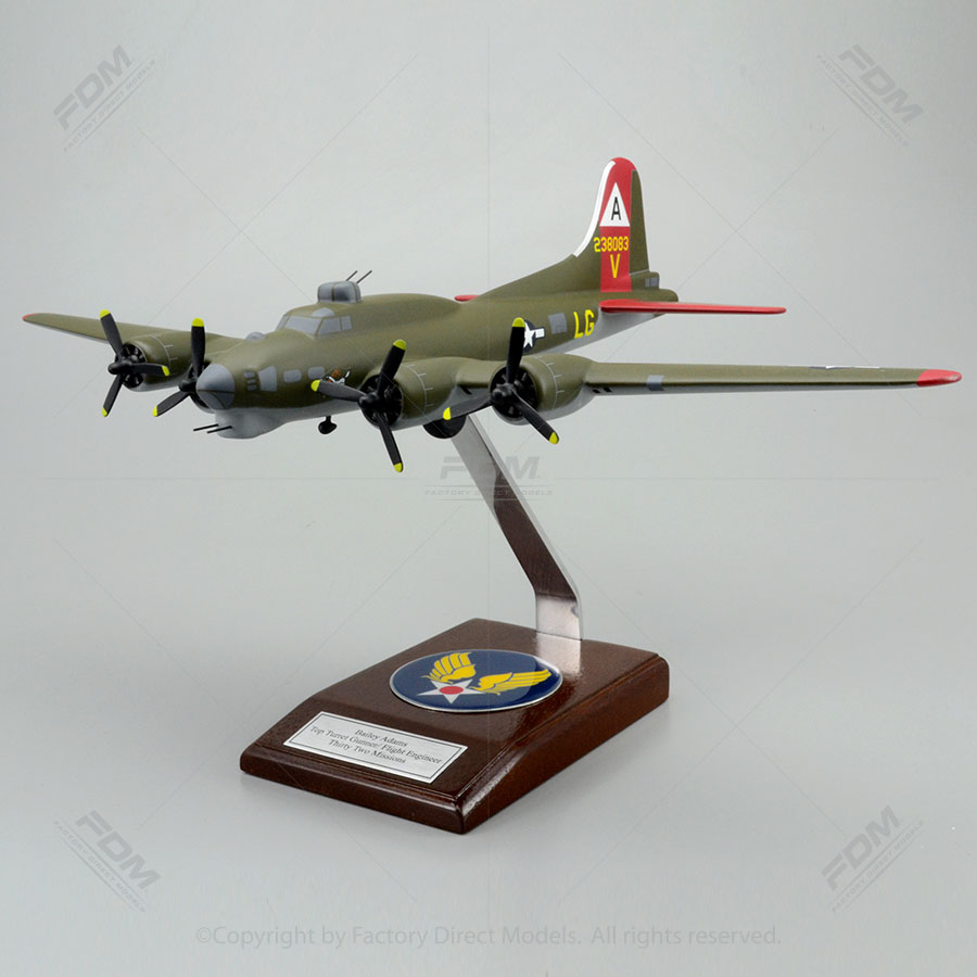 Boeing B-17 Flying Fortress Model
