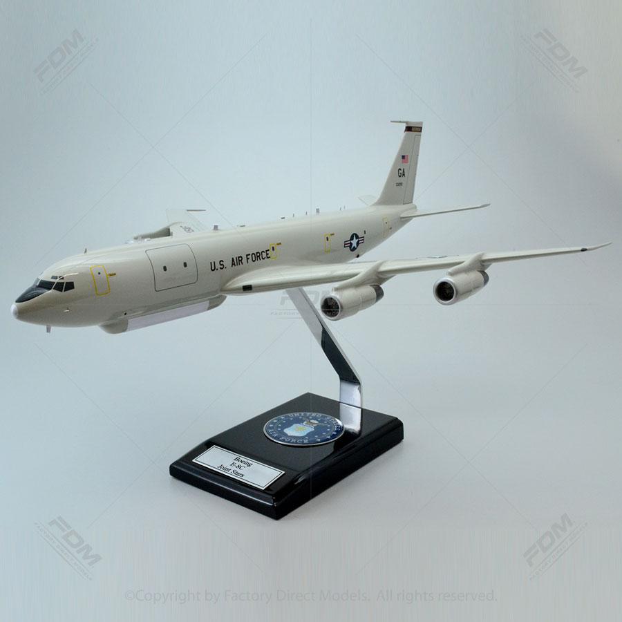 Boeing E-8C Joint STARS USAF Model