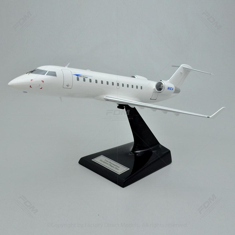 Bombardier CRJ200 Scale Model