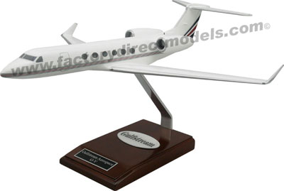 Gulfstream V Scale Model