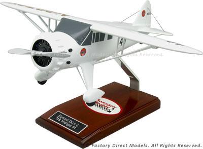 Howard DGA-6 MR Muligan 4 Airplane Model