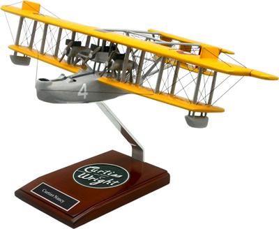 Curtiss Nancy NC-4 Scale Model