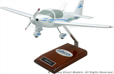 Liberty XL-2 Airplane Model