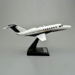 Cessna 525B Citation CJ3 Scale Model Airplane with Detailed Interior