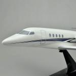 Cessna Citation 680A Latitude Resin Scale Model Airplane