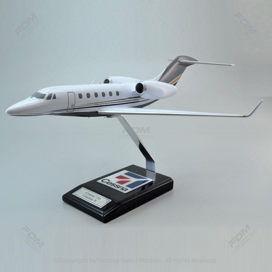 Cessna 750 Citation X Model Airplane