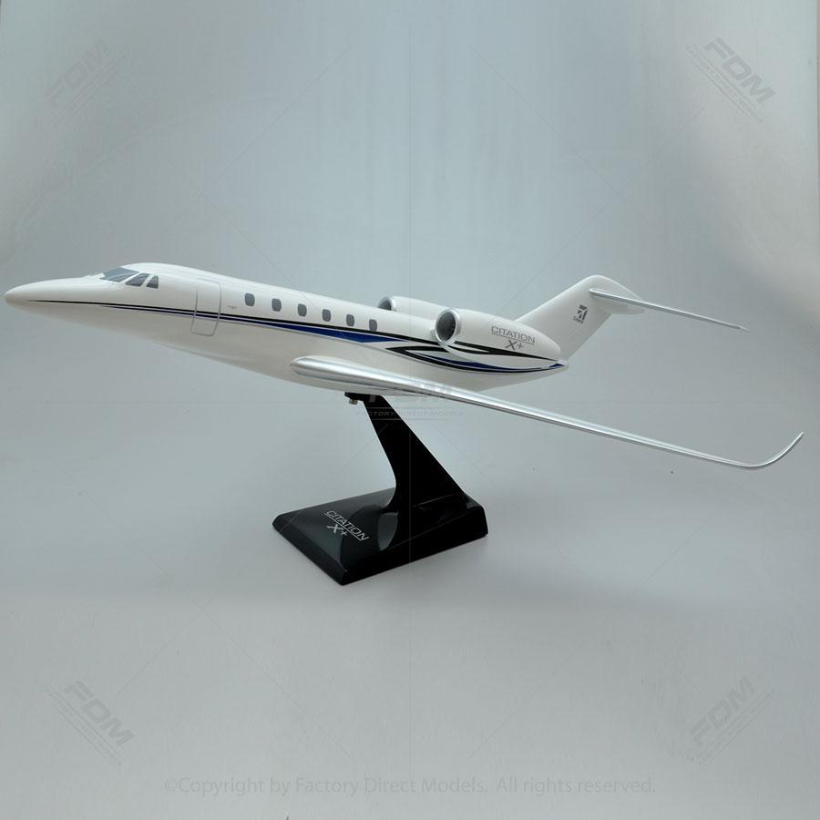 Cessna 750 Citation X+ Resin Model