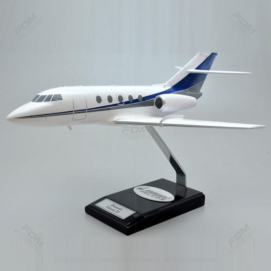 Dassault Falcon 20 Scale Model