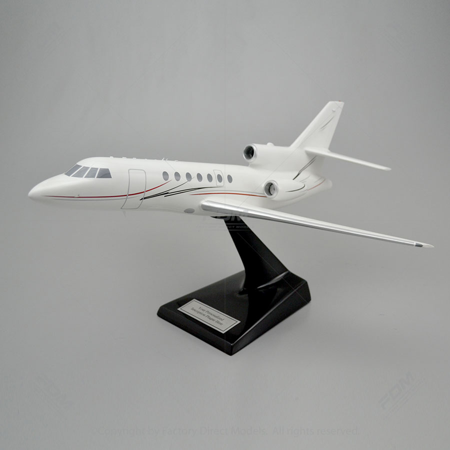 Dassault Falcon 50EX Model
