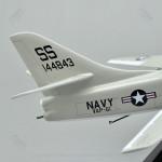 Douglas A3D-2P Skywarrior Scale Model Aircraft