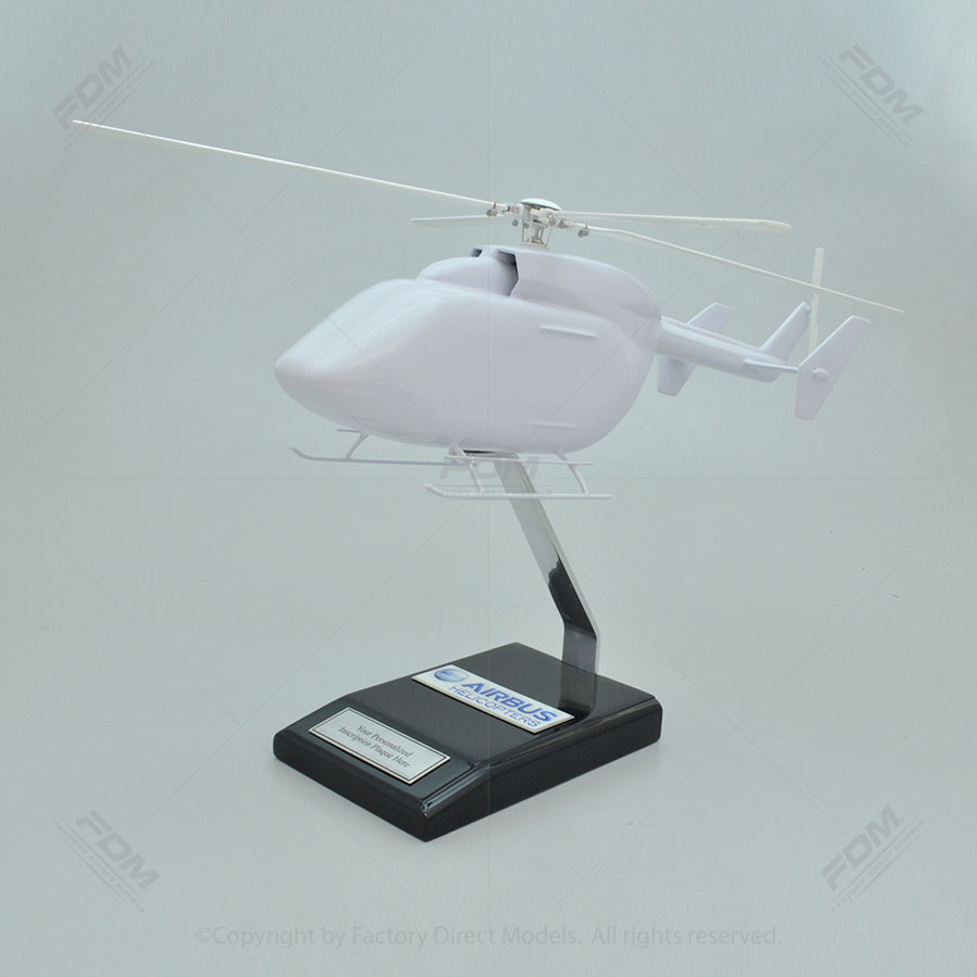 Your Custom Painted Airbus BK117 B-2 Helicopter Model