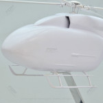 Your Custom Painted Airbus EC145e Helicopter Model Helicopter