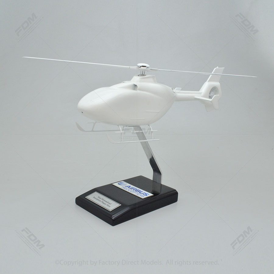 Your Custom Painted Airbus H135 Helicopter Model