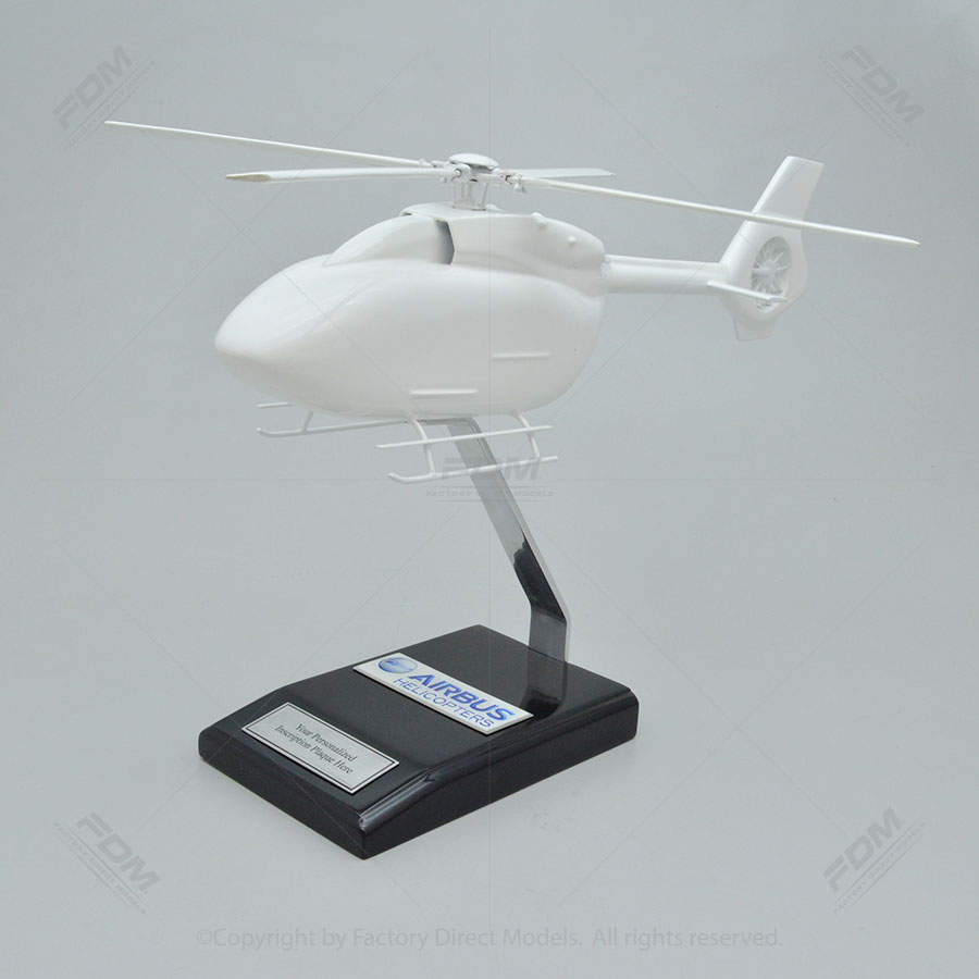 Your Custom Painted Airbus Helicopter H145 Model