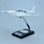 Your Custom Painted Beechcraft A36 Bonanza Model with Detailed Interior