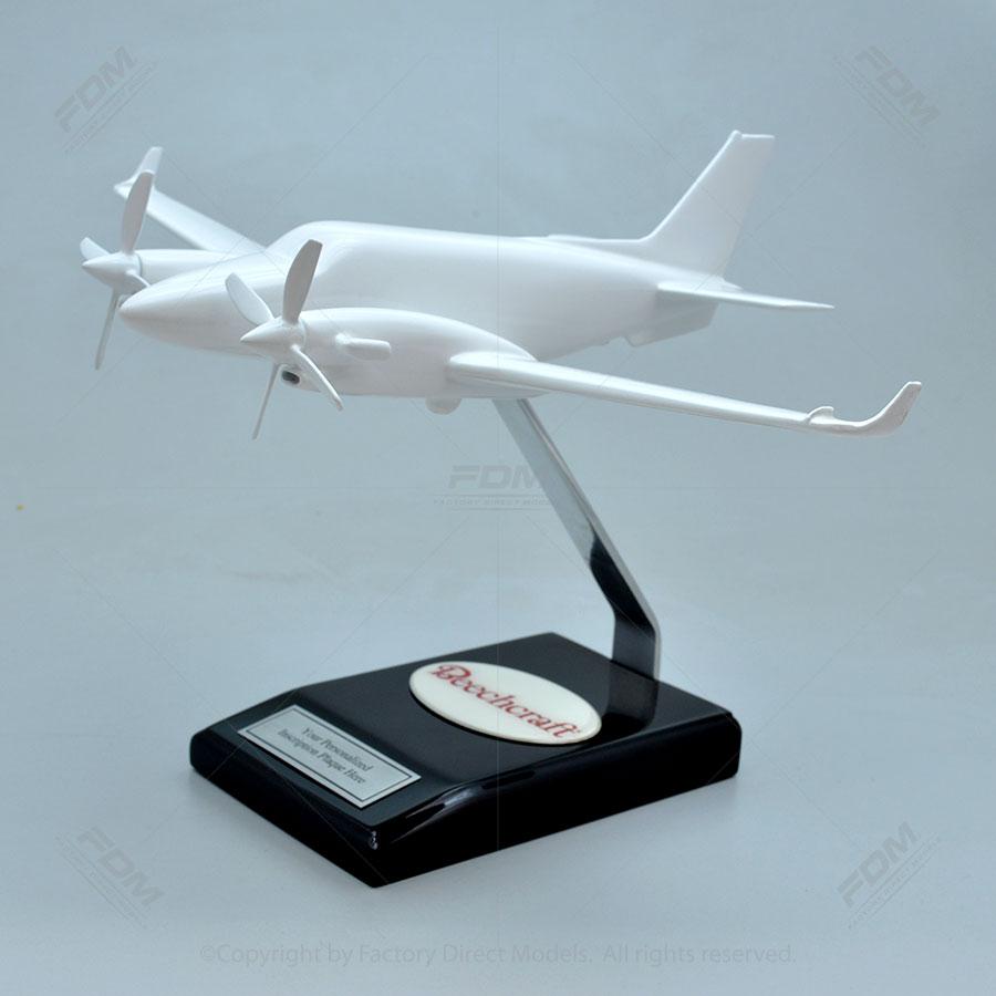 Your Custom Painted Beechcraft King Air C90GTX Model