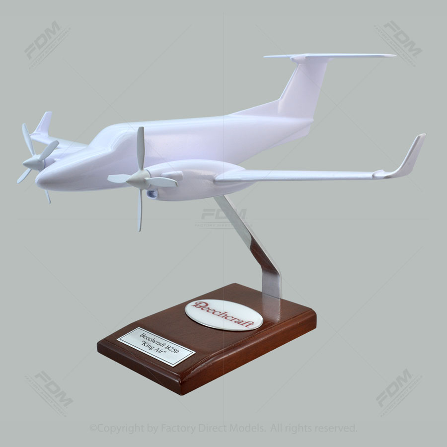 Your Custom Painted Beechcraft B250 King Air Scale Model Airplane
