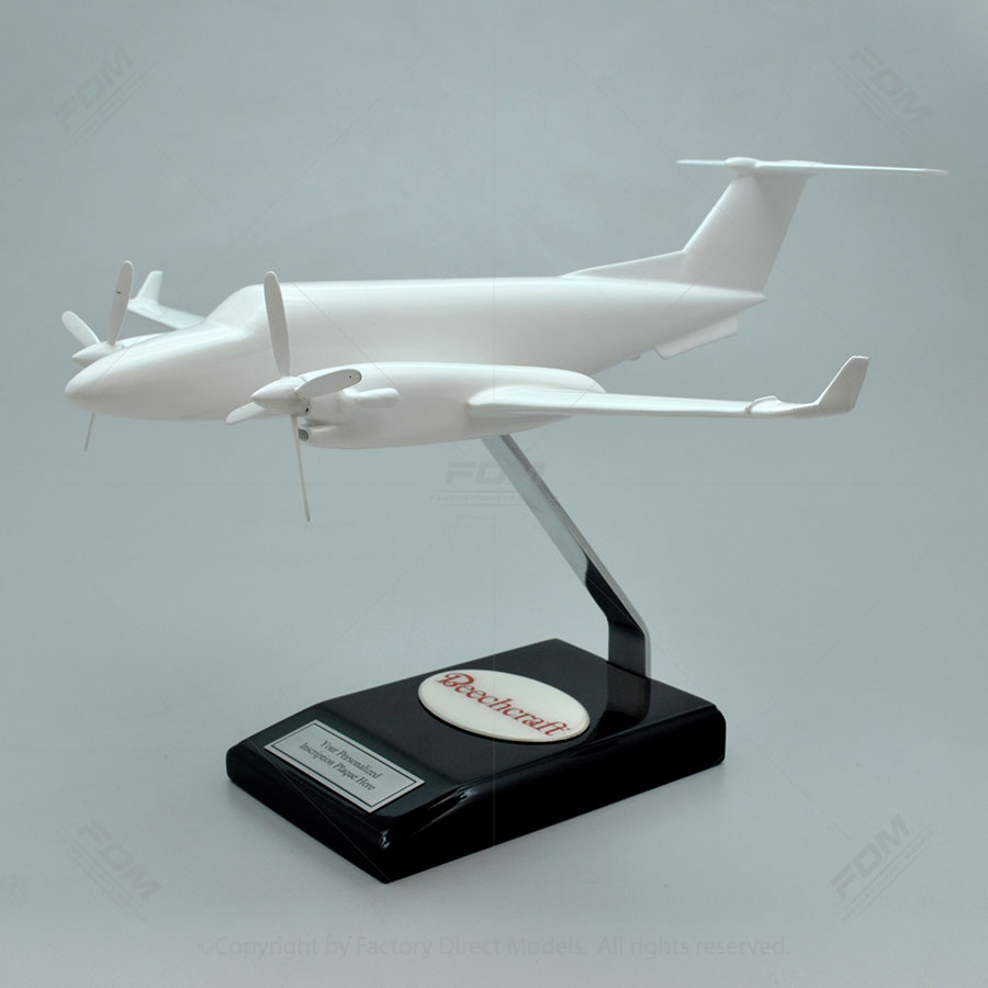 Your Custom Painted Beechcraft 350i King Air Scale Model Airplane