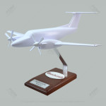 Your Custom Painted Beechcraft B200 King Air Scale Model Airplane