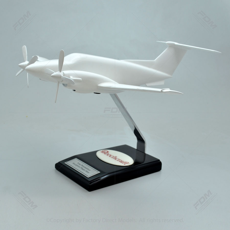 Your Custom Painted  Beechcraft King Air F90 Model