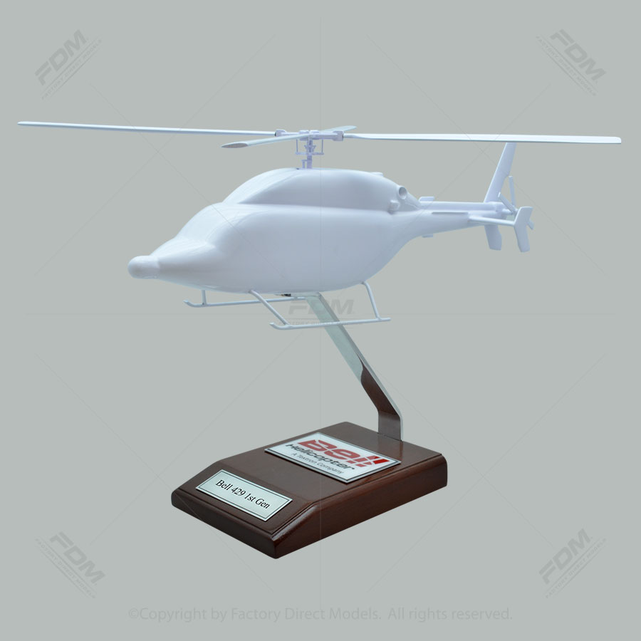 Your Custom Painted Bell 429 GlobalRanger 1st Gen Scale Model