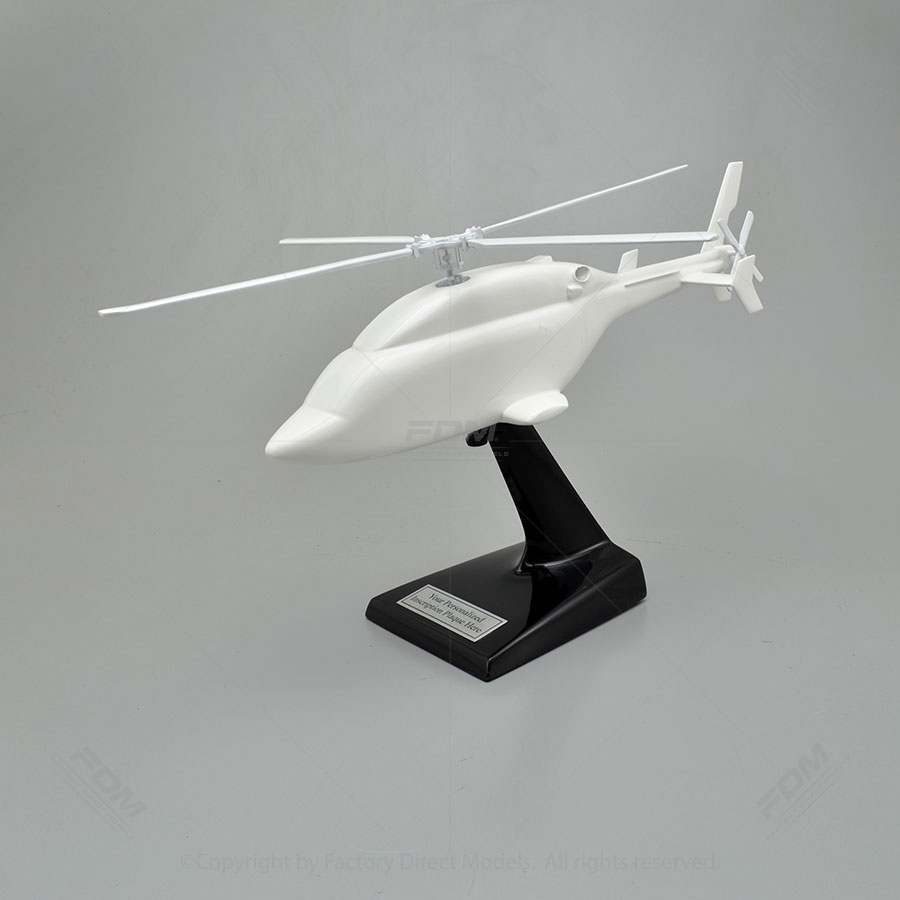 Your Custom Painted Bell 429WLG Helicopter Scale Model