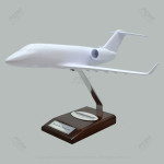 Your Custom Painted Bombardier Challenger 601 Scale Model