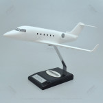 Your Custom Painted Bombardier Challenger 601 Scale Model Airplane with Detailed Interior