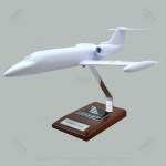 Your Custom Painted Bombardier Lear Learjet 35 Scale Model Airplane