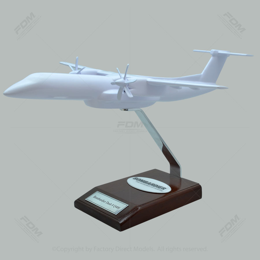 Your Custom Painted Bombardier Dash 8 Q400NG Scale Model