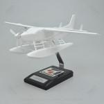 Your Custom Painted Cessna 208B Grand Caravan EX Amphibian Scale Model Airplane
