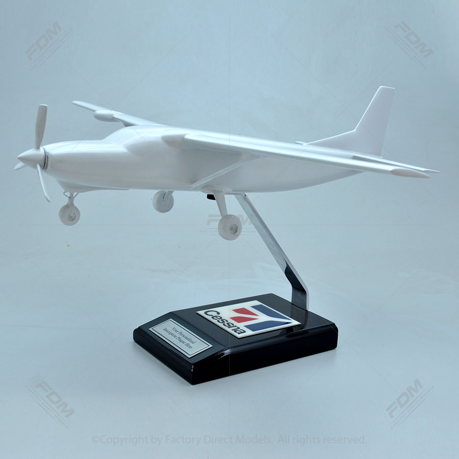 Your Custom Painted Cessna 208B Grand Caravan EX No Cargo Pod Model