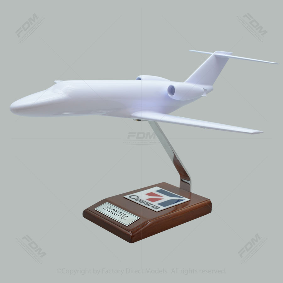 Your Custom Painted Cessna 525A Citation CJ2+ Scale Model