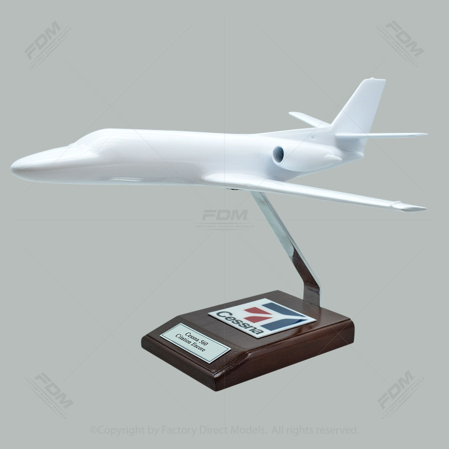 Your Custom Painted Cessna 560 Citation Encore Scale Model