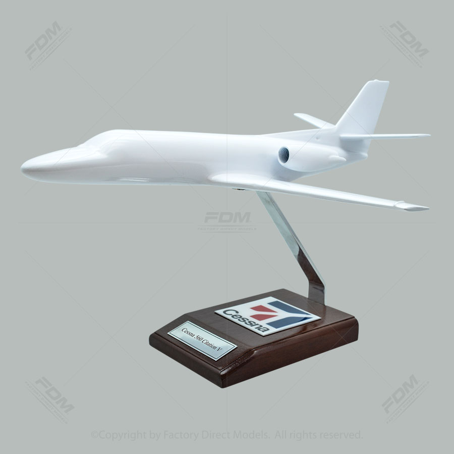 Your Custom Painted Cessna 560 Citation V Model Airplane
