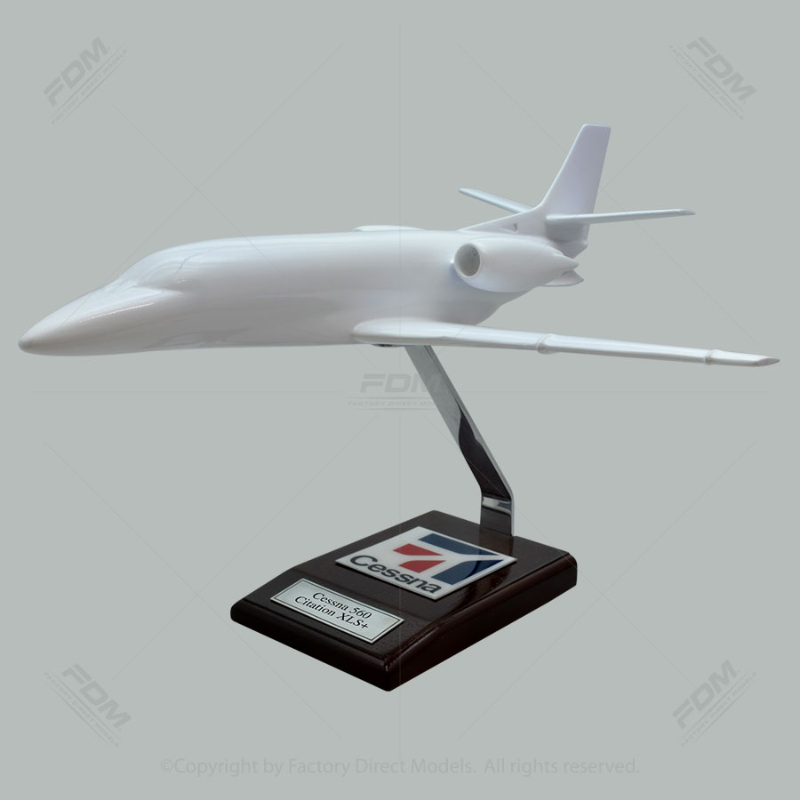 Your Custom Painted Cessna 560 Citation XLS Model Airplane
