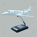 Your Custom Painted Cessna 560 Citation XLS+ Scale Model Airplane with Detailed Interior