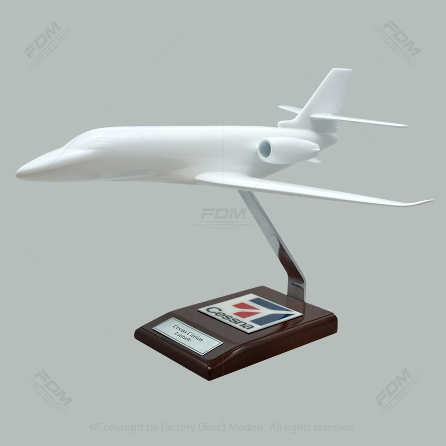 Your Custom Painted Cessna Citation Latitude Model