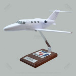 Your Custom Painted Cessna 510 Citation Mustang Scale Model Airplane