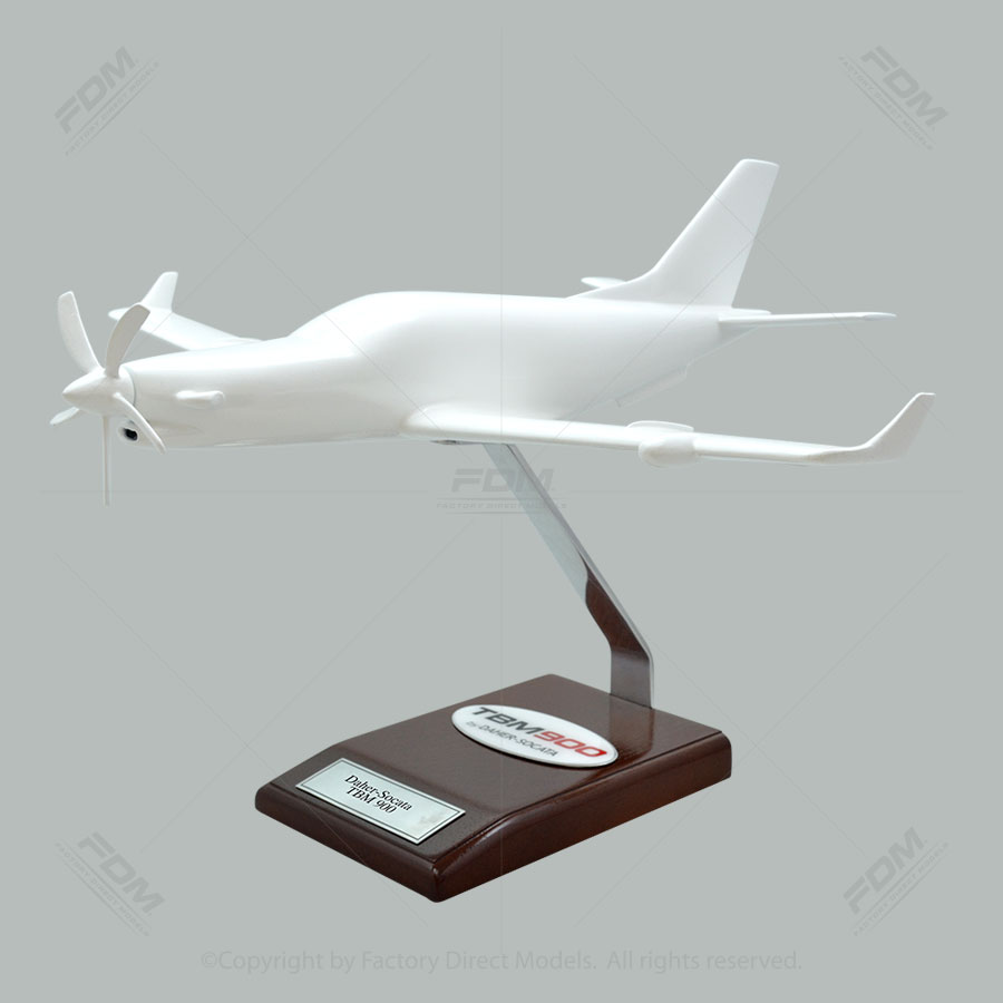 Your Custom Painted Daher-Socata TBM 900 Scale Model